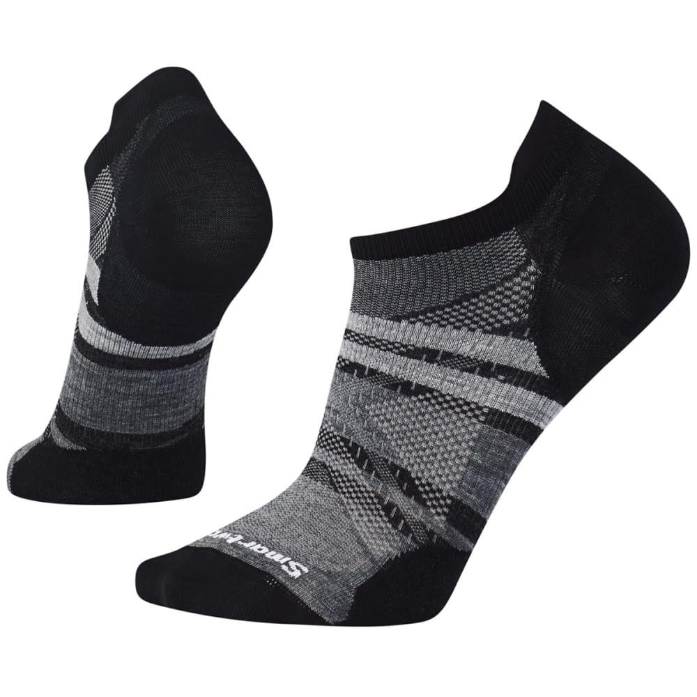 SMARTWOOL Men's PhD Run Ultra Light Pattern Micro Socks L