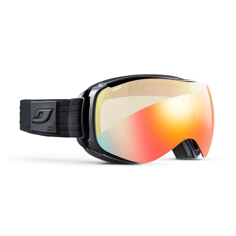 JULBO Starwind Goggles, Black - Zebra Light - FULL BLACK