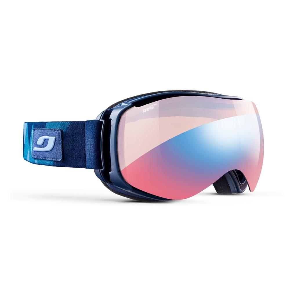 JULBO Starwind Goggles, Kaleido Blue - Zebra Light Red - BLUE KALEIDOSCOPE