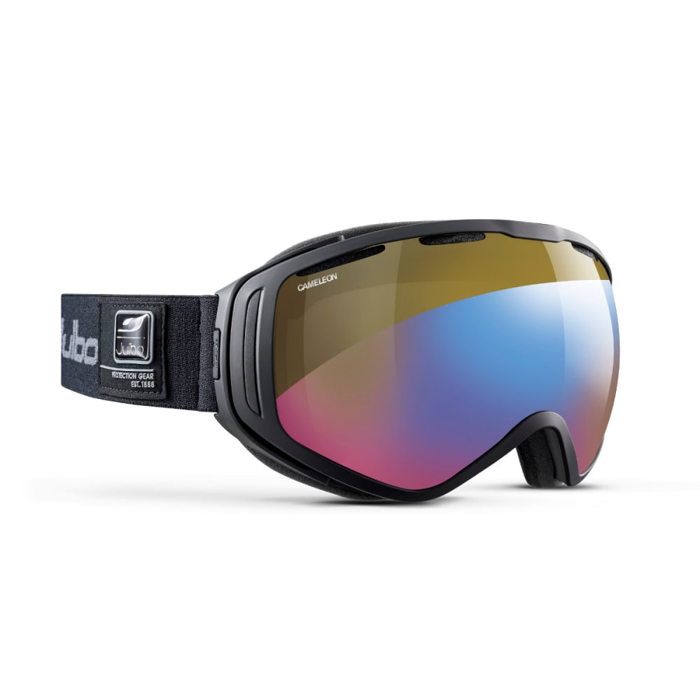 JULBO Titan Goggles, Black - Cameleon - BLACK