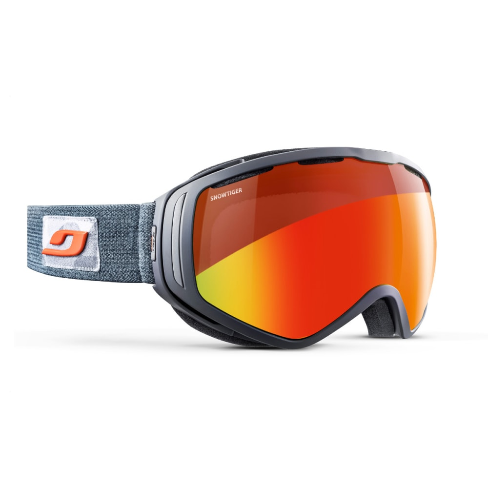 JULBO Titan Goggles, Camo/Orange - Snow Tiger - CAMO/ORANGE