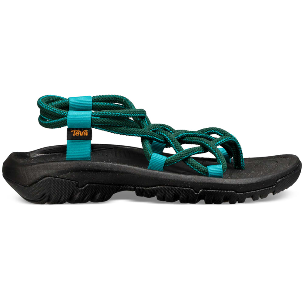 18c344266ae9 TEVA Women  39 s Hurricane XLT Infinity Hiking Sandals - ARCTIC FOREST