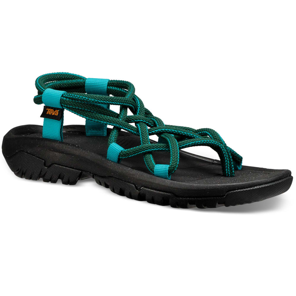 TEVA Women's Hurricane XLT Infinity Hiking Sandals - ARCTIC FOREST