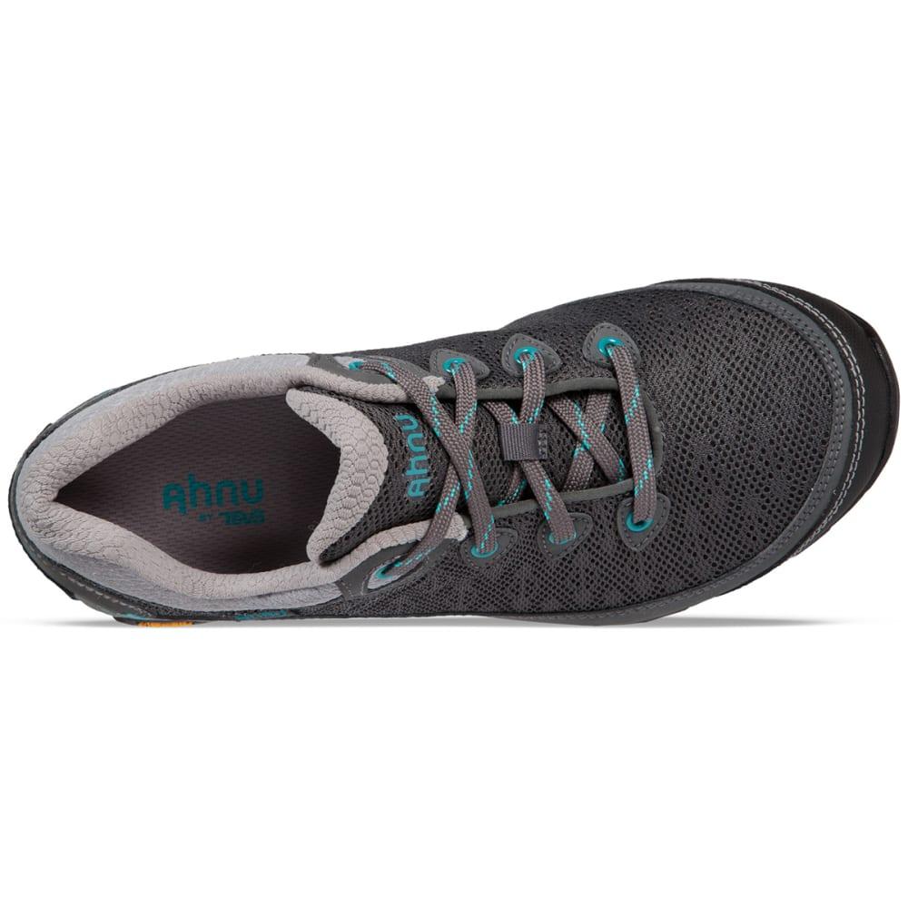 AHNU Women's Sugarpine II Air Mesh Low Waterproof Hiking Shoes - DARK SHADOW