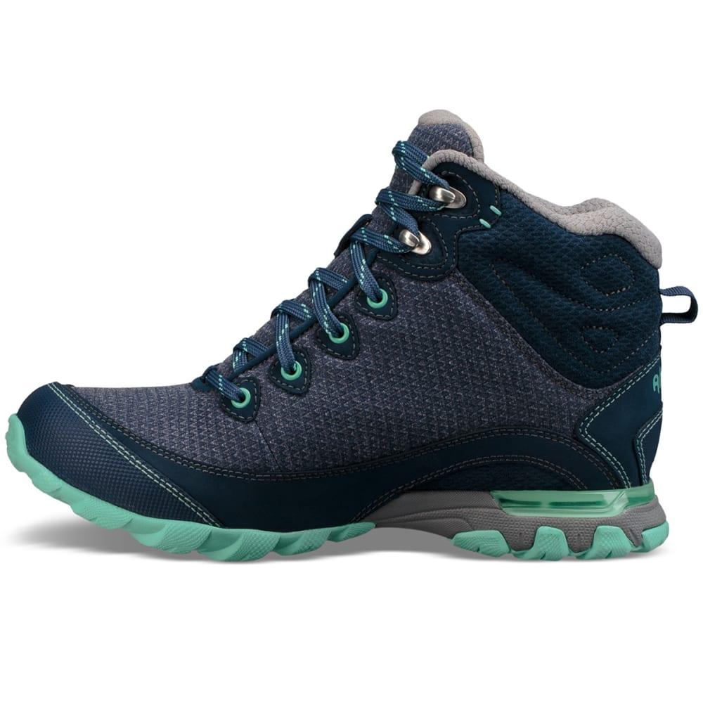 AHNU Women's Sugarpine II Mid Waterproof Hiking Boots - INSIGNIA BLUE