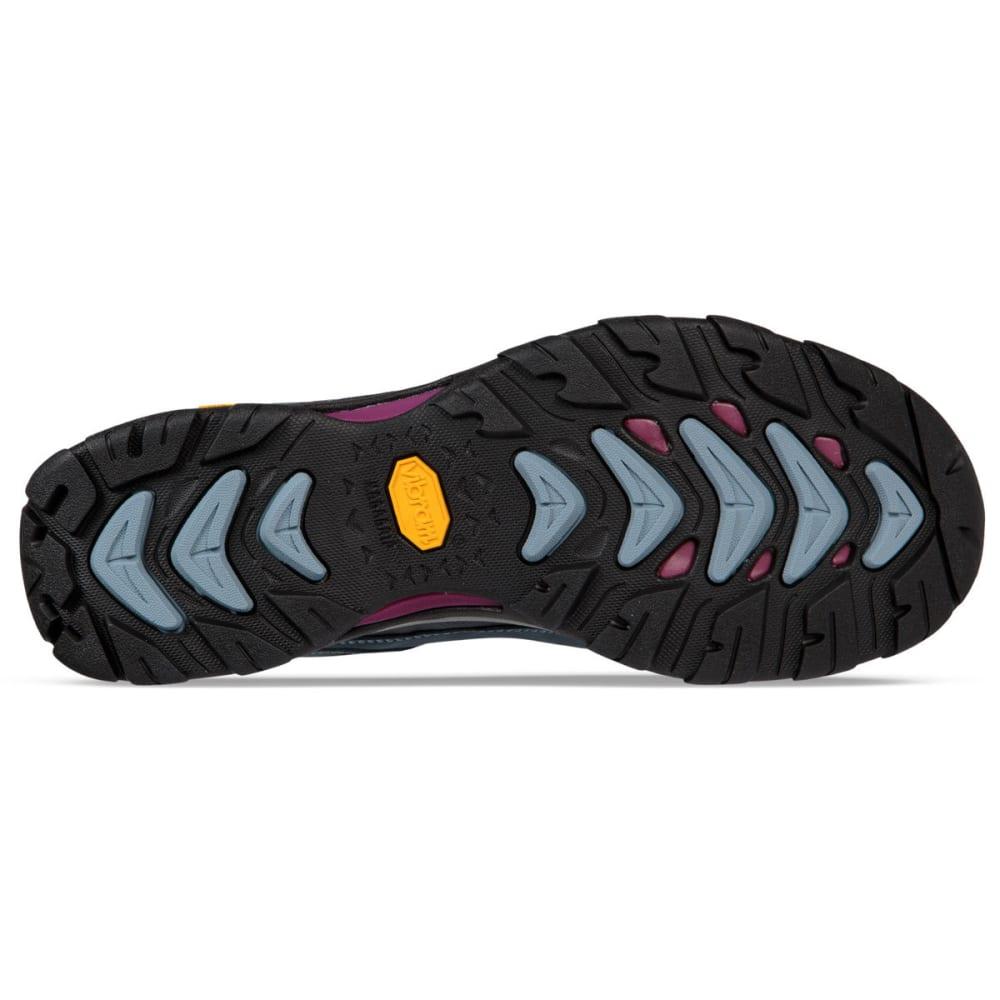 AHNU Women's Montara III Event Waterproof Mid Hiking Boots - BLUE SPELL