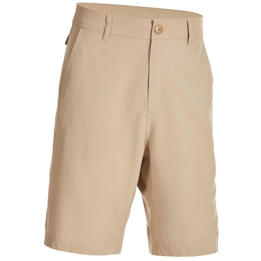 EMS Men's Techwick Journey Hybrid Shorts - CHINCHILLA
