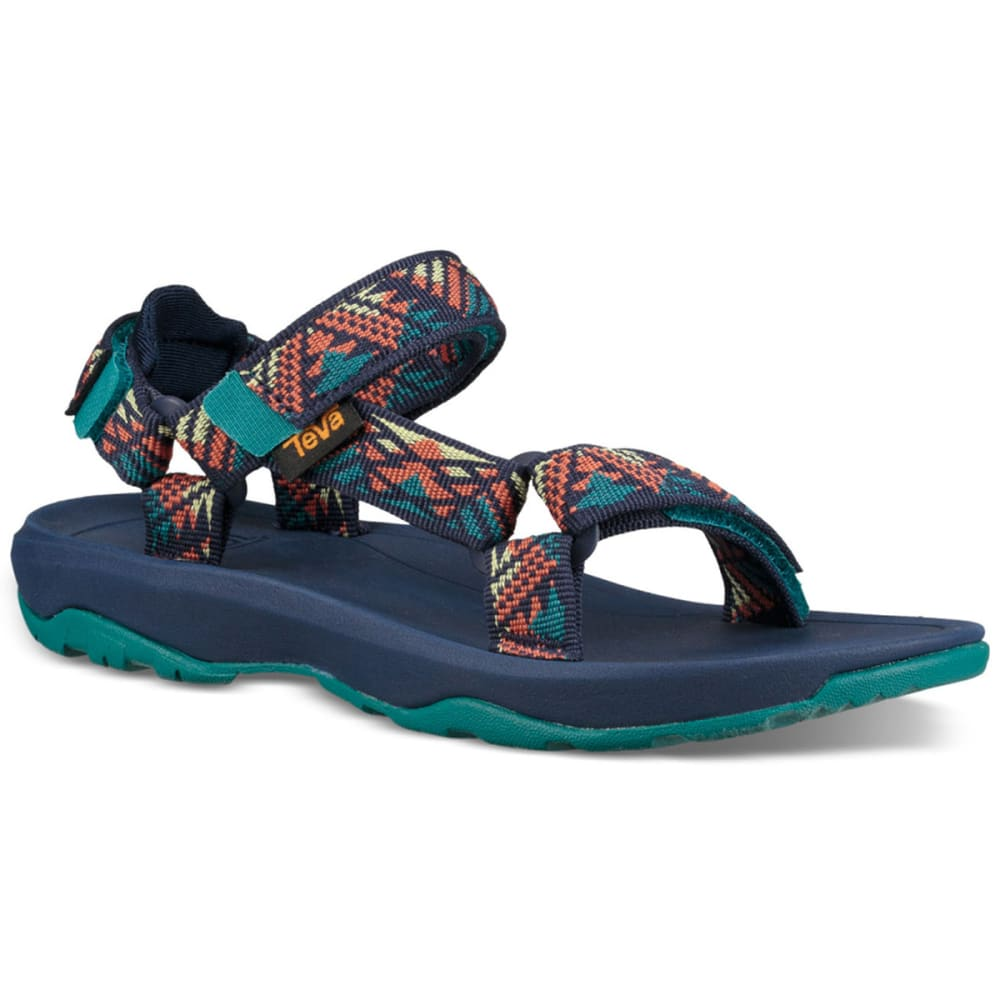 TEVA LIttle Boys' Hurricane XLT 2 Sandals - GC100 BOOMERANG-GBRN