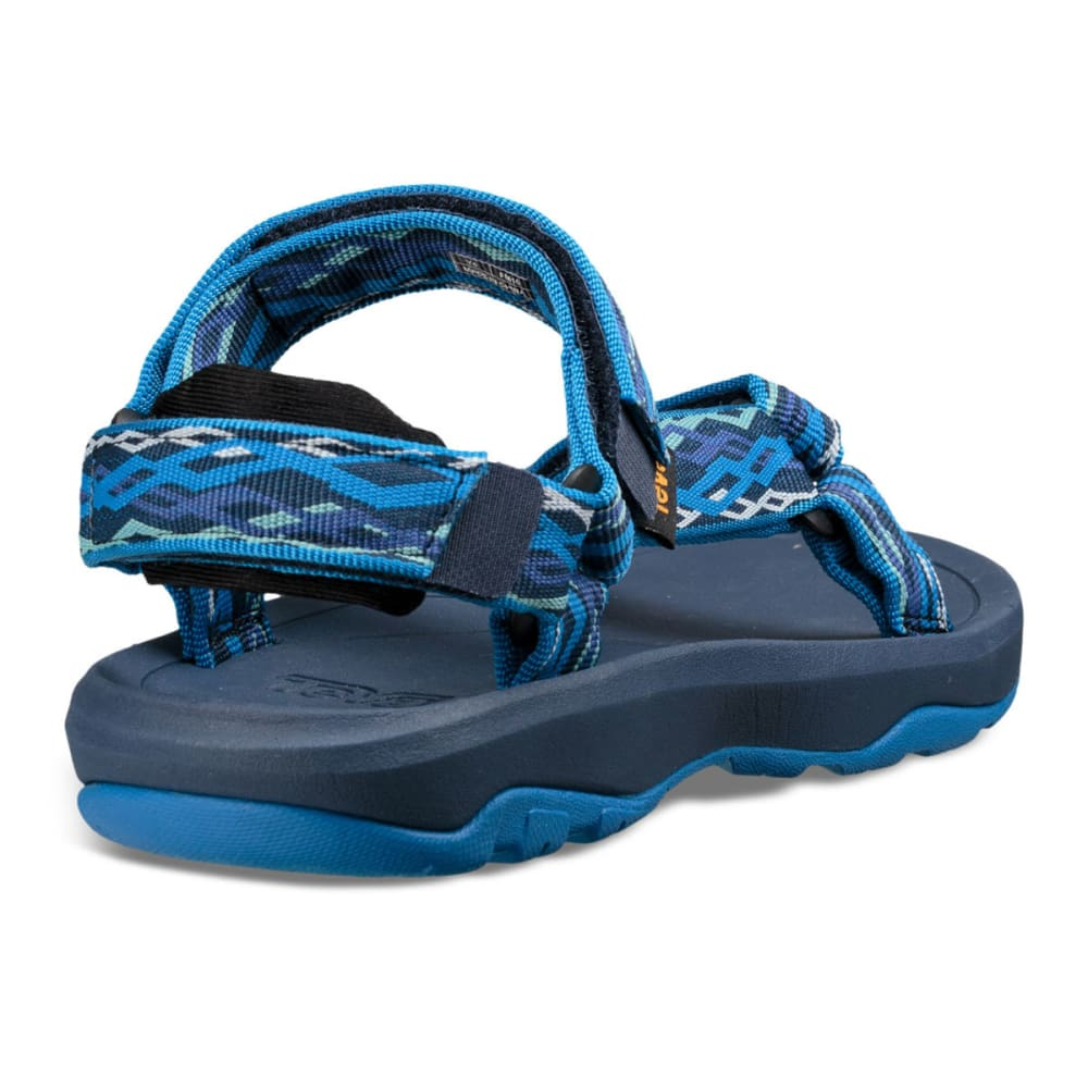 TEVA LIttle Boys' Hurricane XLT 2 Sandals - DELMAR BLUE