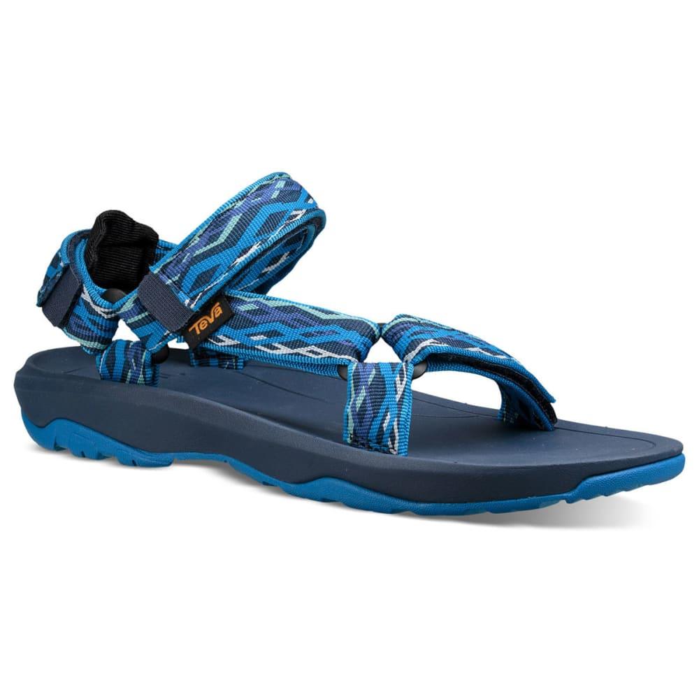 TEVA LIttle Boys' Hurricane XLT 2 Sandals - DELMAR BLUE-DLB