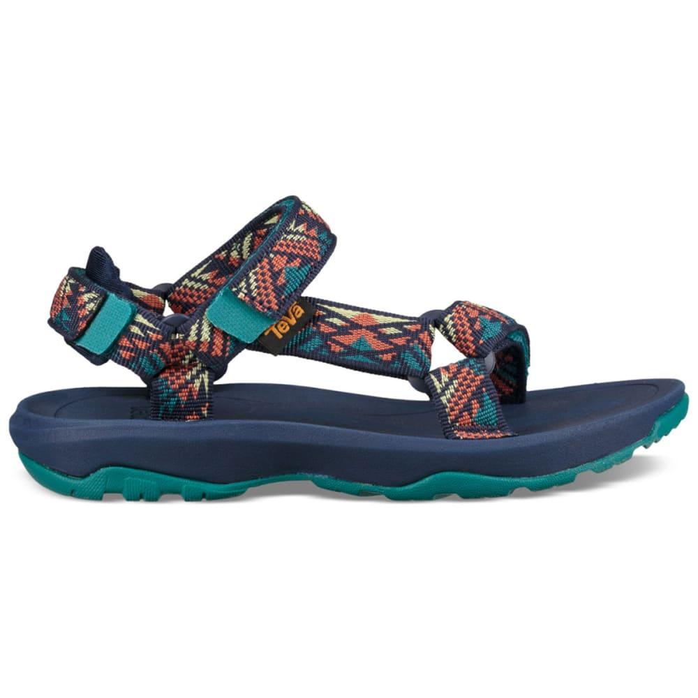 TEVA Boys' Hurricane XLT 2 Sandals - GC100 BOOMERANG-GBRN