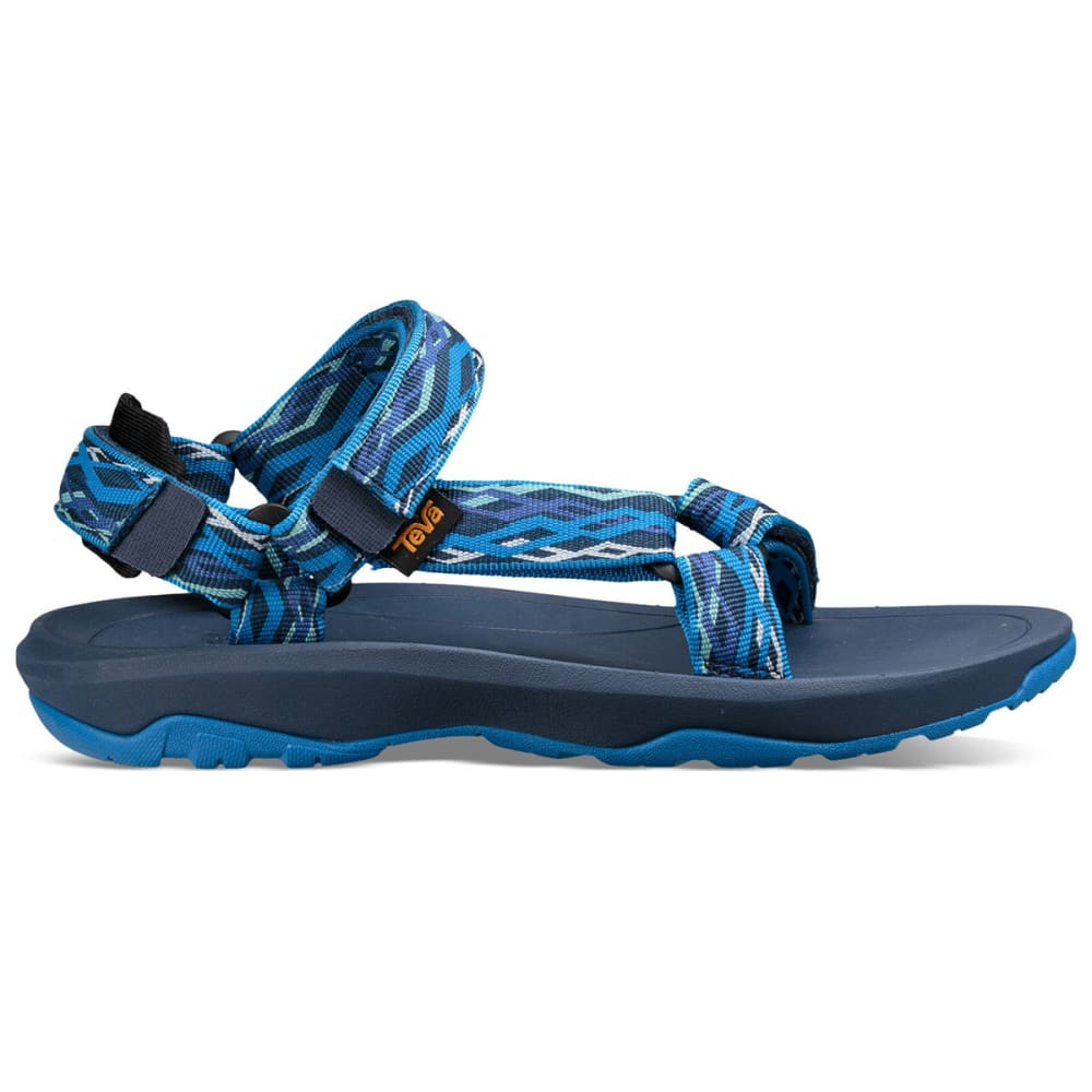 TEVA Boys' Hurricane XLT 2 Sandals - DELMAR BLUE-DLB