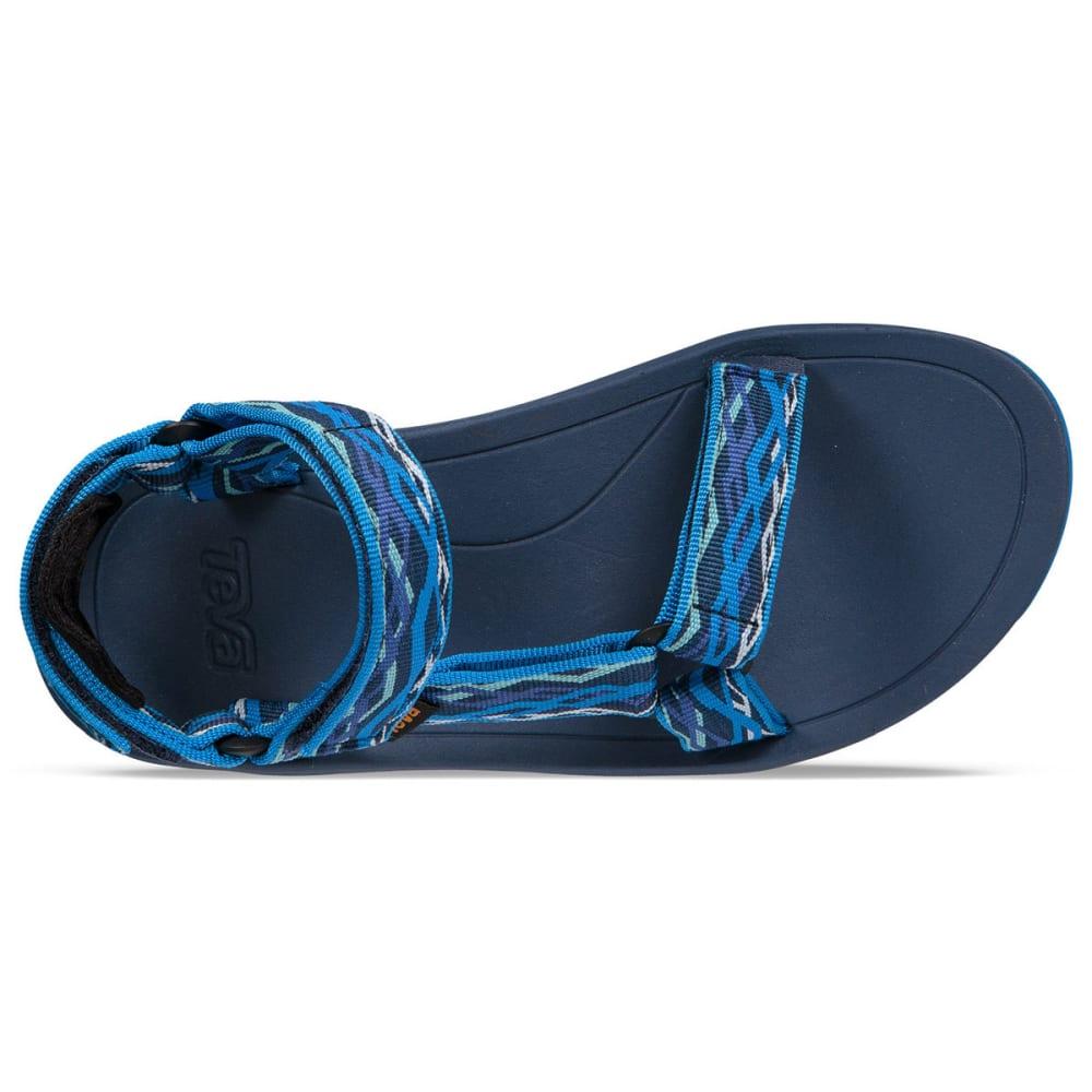 TEVA Boys' Hurricane XLT 2 Sandals - DELMAR BLUE-DLB