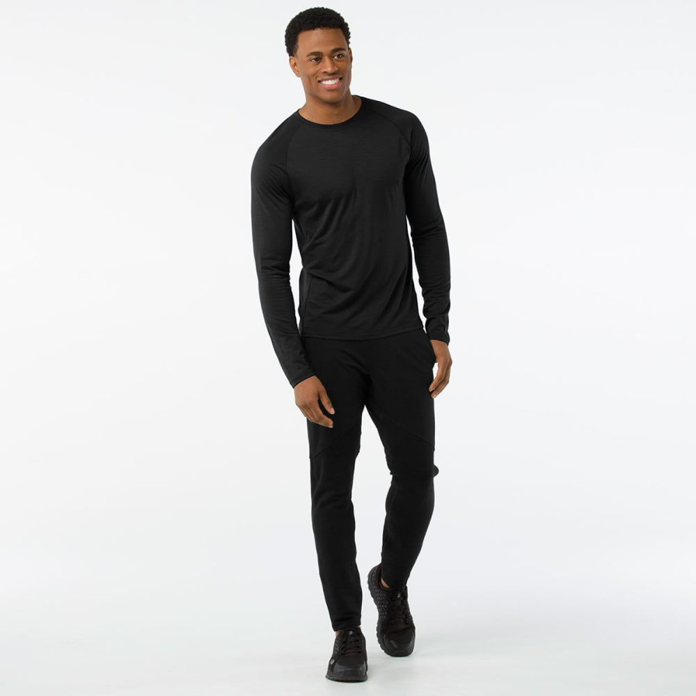 SMARTWOOL Men's Merino 150 Long-Sleeve Baselayer Top - 001-BLACK