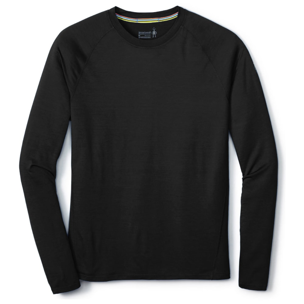 SMARTWOOL Men's Merino 150 Long-Sleeve Baselayer Top - 001-BLACK