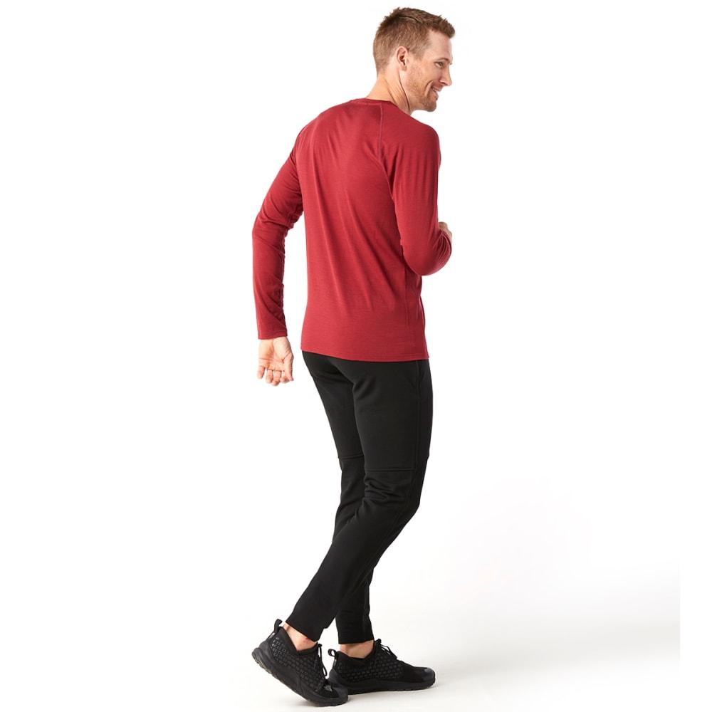 SMARTWOOL Men's Merino 150 Long-Sleeve Baselayer Top - A25-TIBETAN RED