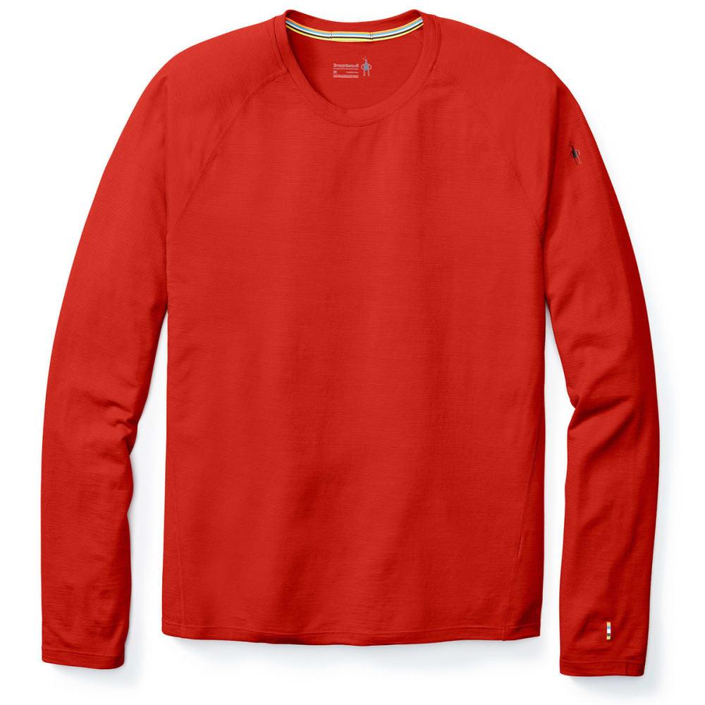 SMARTWOOL Men's Merino 150 Micro Stripe Long-Sleeve Base Layer Shirt S