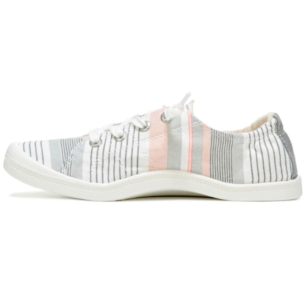 ROXY Women's Bayshore III Lace-Up Casual Shoes - STRIPES