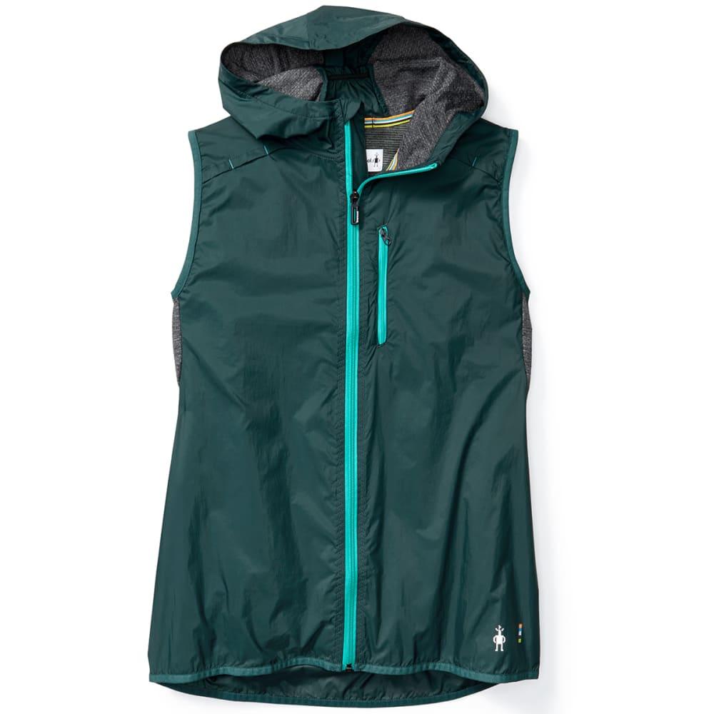 SMARTWOOL Women's PhD Ultra Light Sport Vest - 957-LOCHNESS