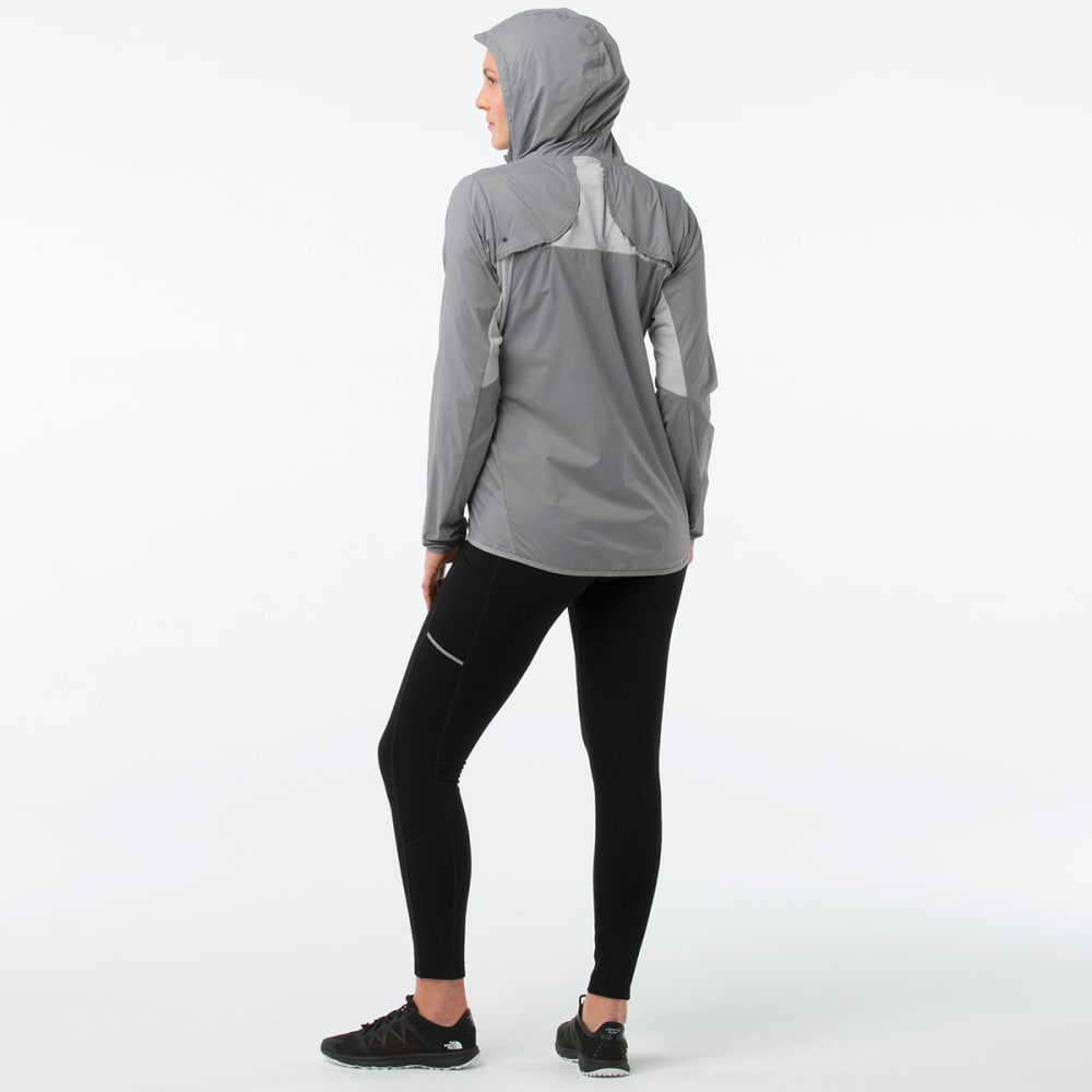 SMARTWOOL Women's PhD Ultra Light Sport Jacket - 039-GRAY