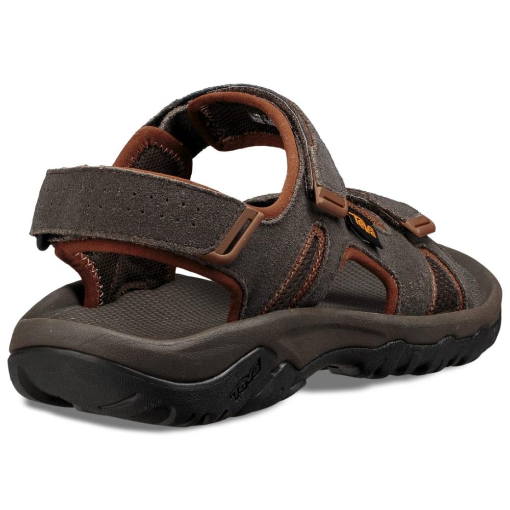 TEVA Men's Katavi 2 Sandals - BLACK OLIVE