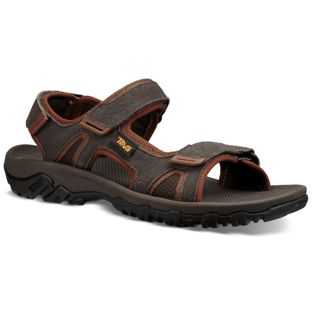 TEVA Men's Katavi 2 Sandals - BLACK OLIVE