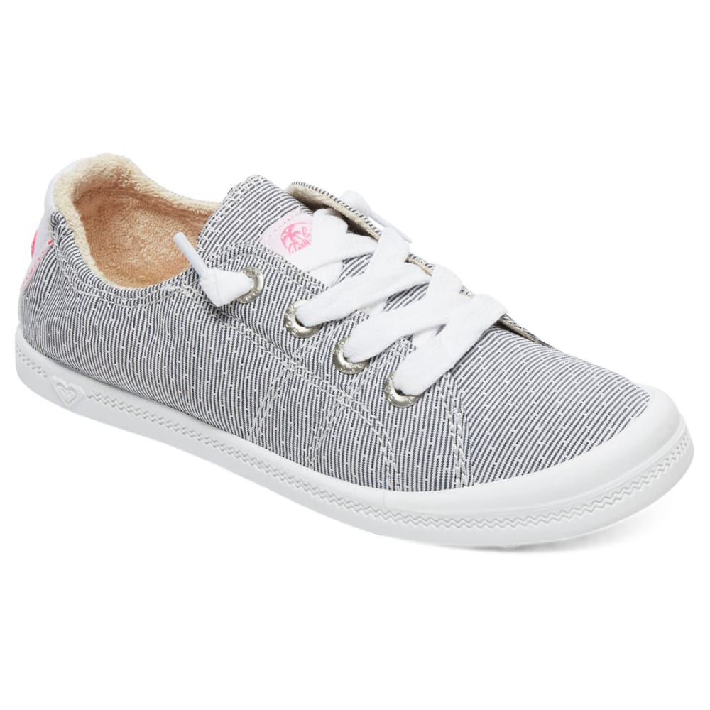 ROXY Girls' Bayshore III Lace-Up Casual Shoes 3