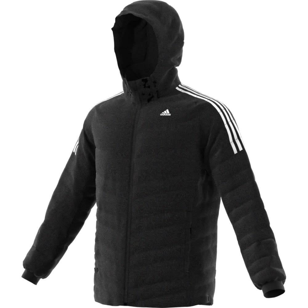 ADIDAS Men's CW Itavic 3 Stripe Jacket - BLACK/WHITE/WHITE