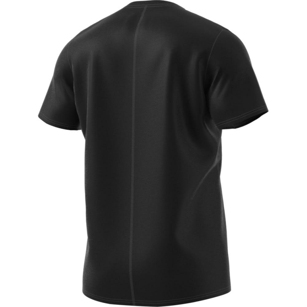 ADIDAS Men's Response Short Sleeve Tee - BLACK