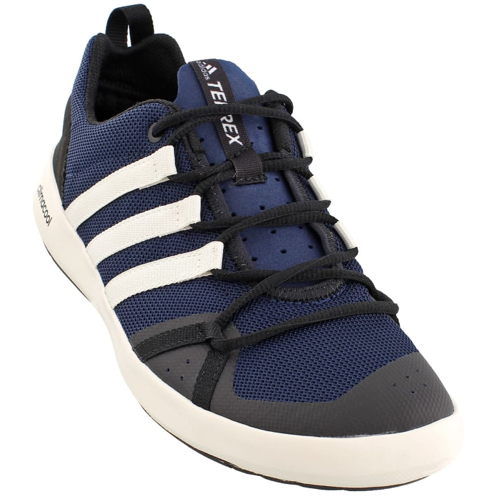 new styles 12857 11977 ADIDAS Men39s Terrex Climacool Boat Outdoor Shoes, Navy - NAVY