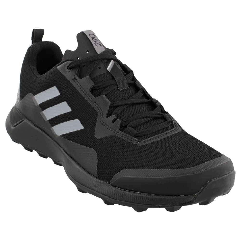 ADIDAS Men's Terrex CMTX Hiking/Trail Running Shoes, Black - BLACK/WHITE/GREY