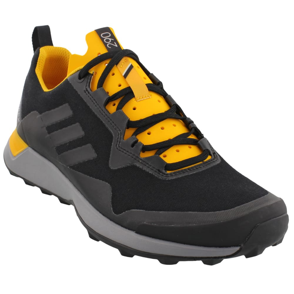ADIDAS Men's Terrex CMTX Hiking/Trail Running Shoes, Black - BLACK/GREY/BLACK