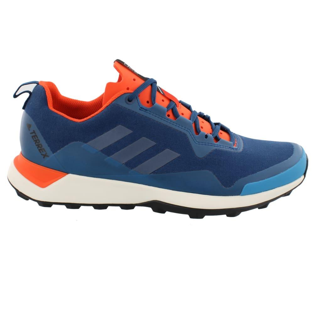 ADIDAS Men's Terrex CMTX Hiking/Trail Running Shoes,Blue - BLUE/WHITE/ENERGY