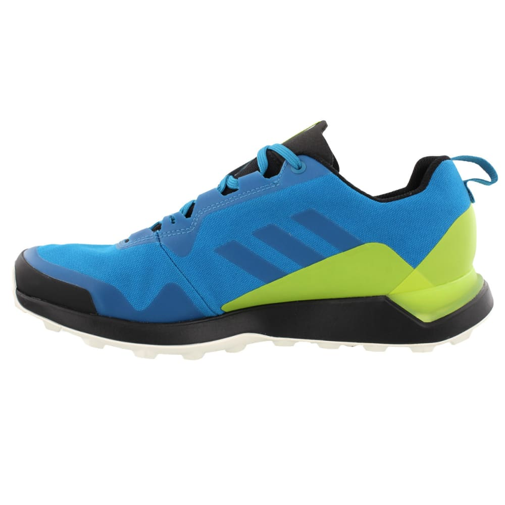 ADIDAS Men's Terrex CMTX GTX Hiking/Trail Running Shoes, Blue - PETROL/PETROL/YELLOW