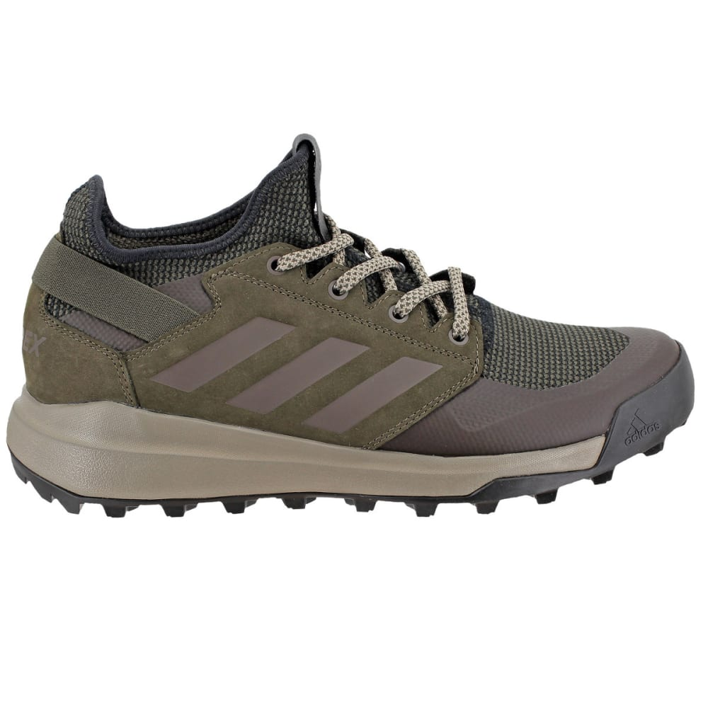 ADIDAS Men's Mountain Pitch Outdoor Shoes, Brown - UMBER/BLACK/BROWN