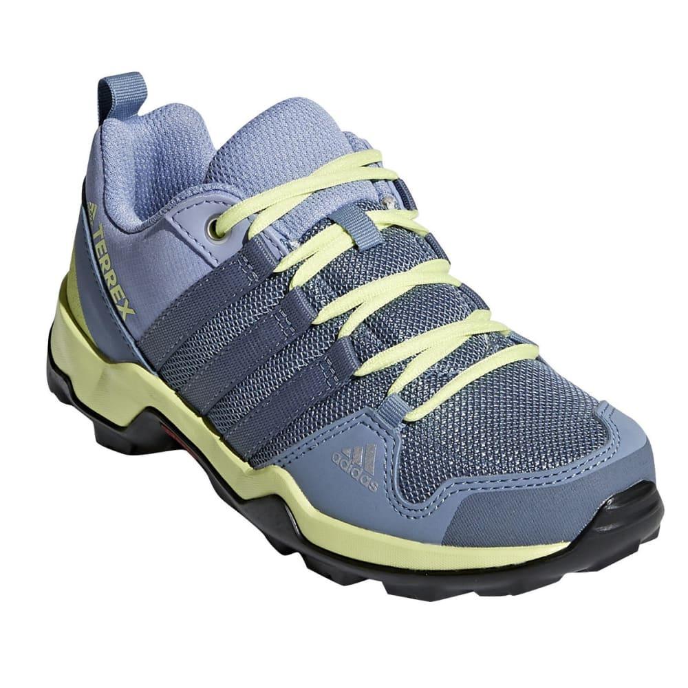 Adidas Kids Terrex Ax2R Hiking Shoes, Black - Black BB1935