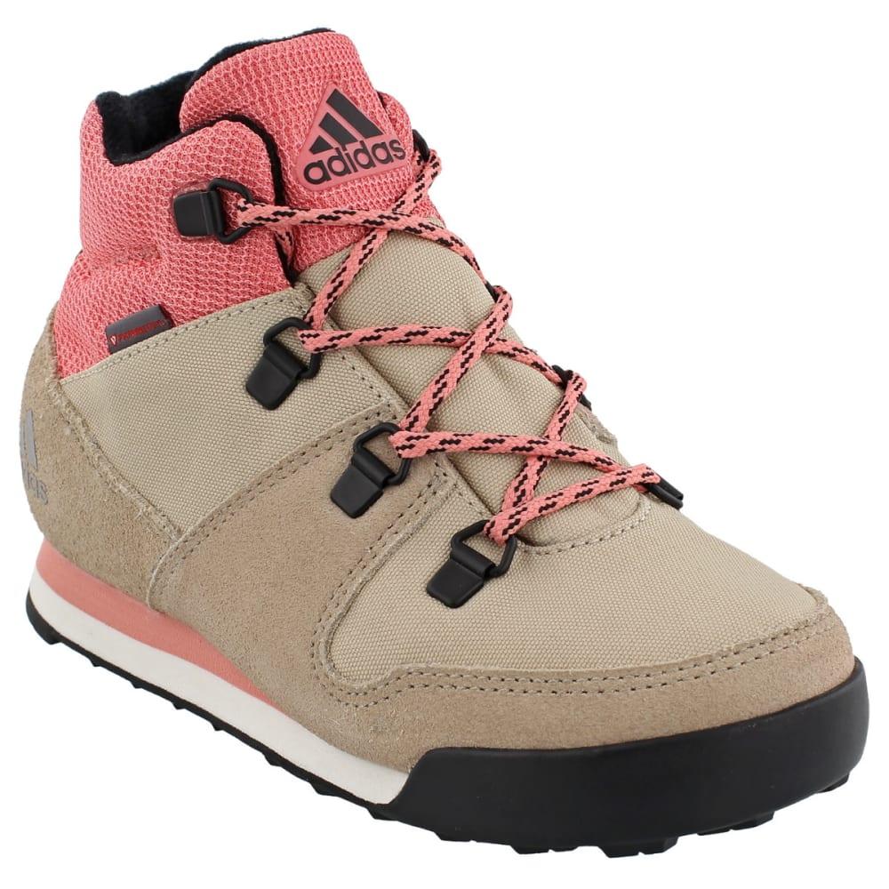 Adidas Kids' snowpitch zapatos de senderismo, Icey rosa / Trace khaki / energía