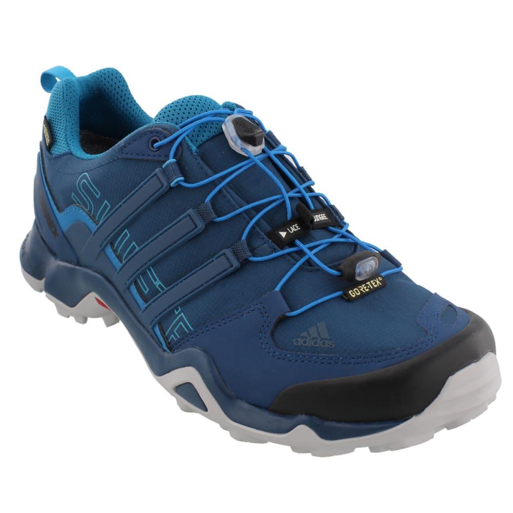 ADIDAS Men's Terrex Swift R GTX Hiking Shoes, Blue NightBlue NightMystery Petrol