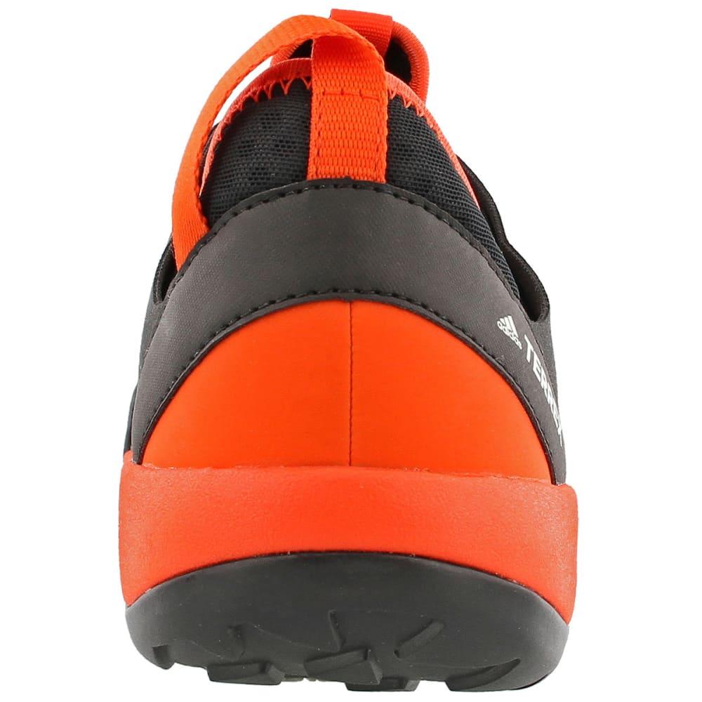 ADIDAS Men's Terrex Swift Solo Outdoor Shoes, Black/Black/Energy - BLACK/BLACK/ENERGY