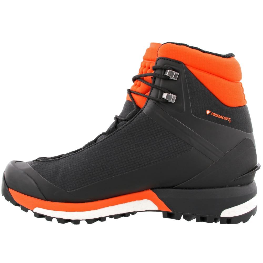 ADIDAS Men's Terrex Tracefinder Climaheat Hiking Boots, BlackEnergyGrey Four