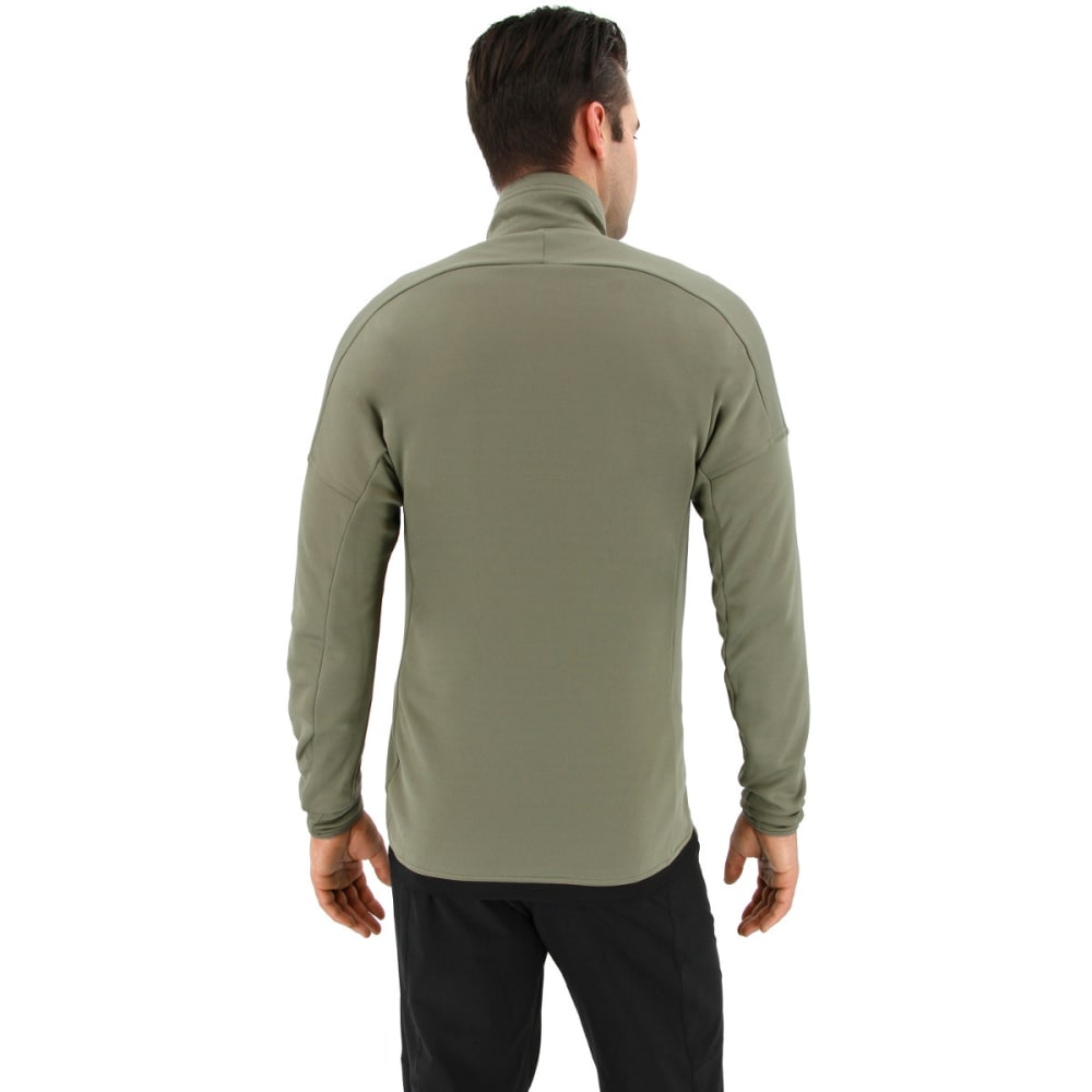 ADIDAS Men's Terrex Tivid Half Zip Fleece Jacket
