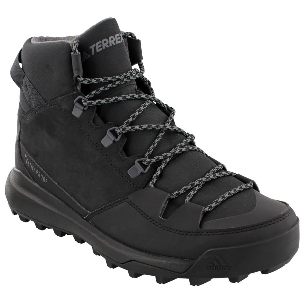 ADIDAS Men's Terrex Winterpitch Winter Boots, Black/Vista Grey/Night Met. - BLACK/GREY/MET