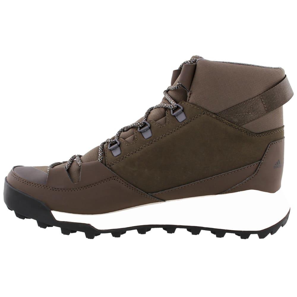 ADIDAS Men's Terrex Winterpitch Winter Boots, Umber/Black/Simple Brown - UMBER/BLACK/BROWN