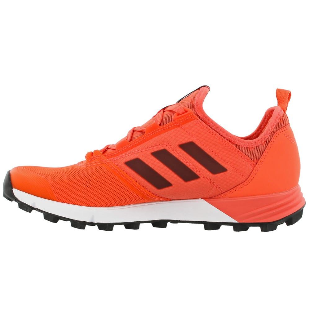 Adidas Donne Terrex Agravic Velocità Pista Scarpe Da Corsa, Piano Corallo