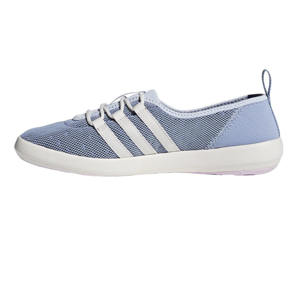 przyjazd oficjalny sklep odebrane ADIDAS Women's Terrex Climacool Boat Sleek Shoes, Black/Chalk White/Matte  Silver