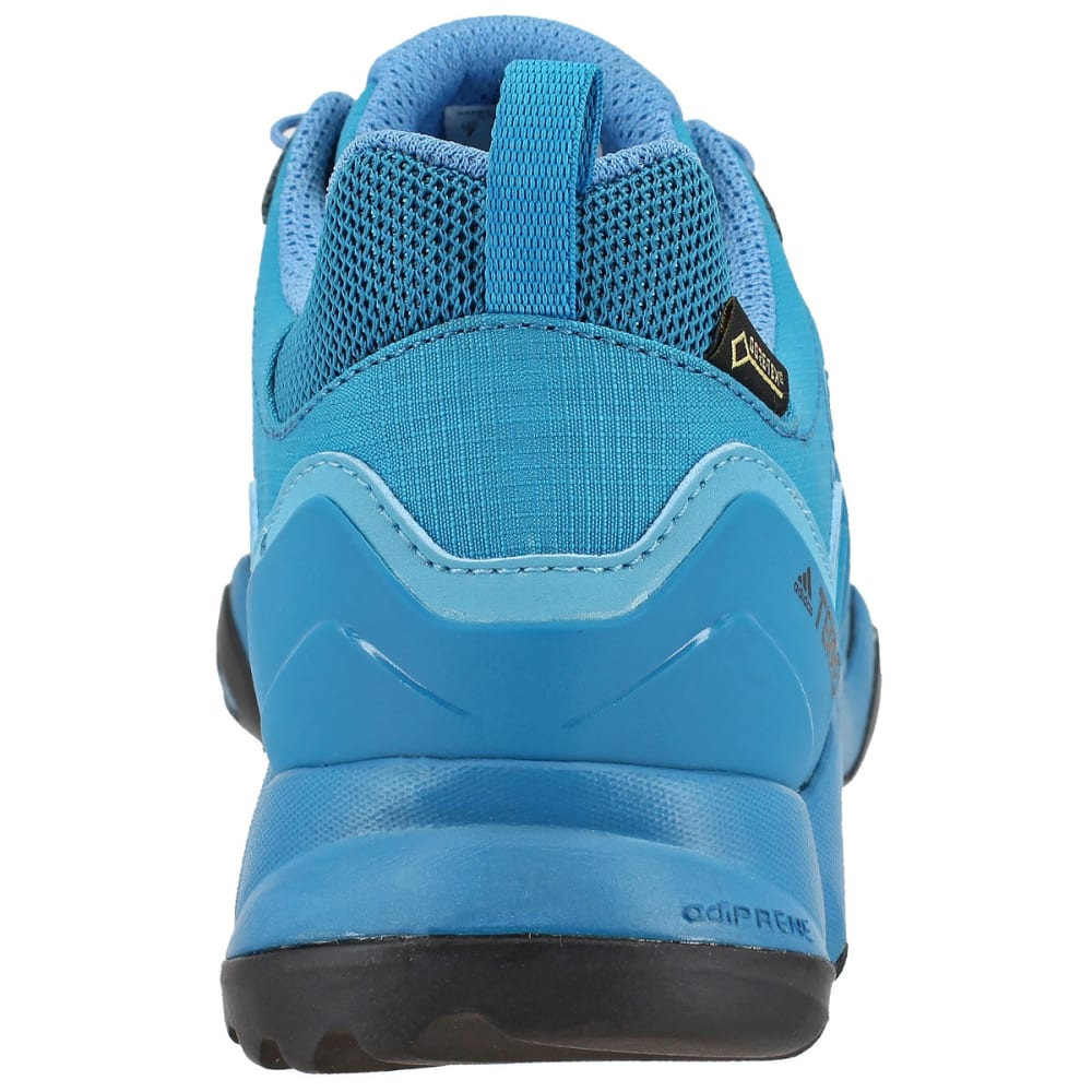 ADIDAS Women's Terrex Swift R GTX Hiking Shoes, Mystery Petrol/Mystery Petrol/Vapor Blue - PETROL/PETROL/BLUE