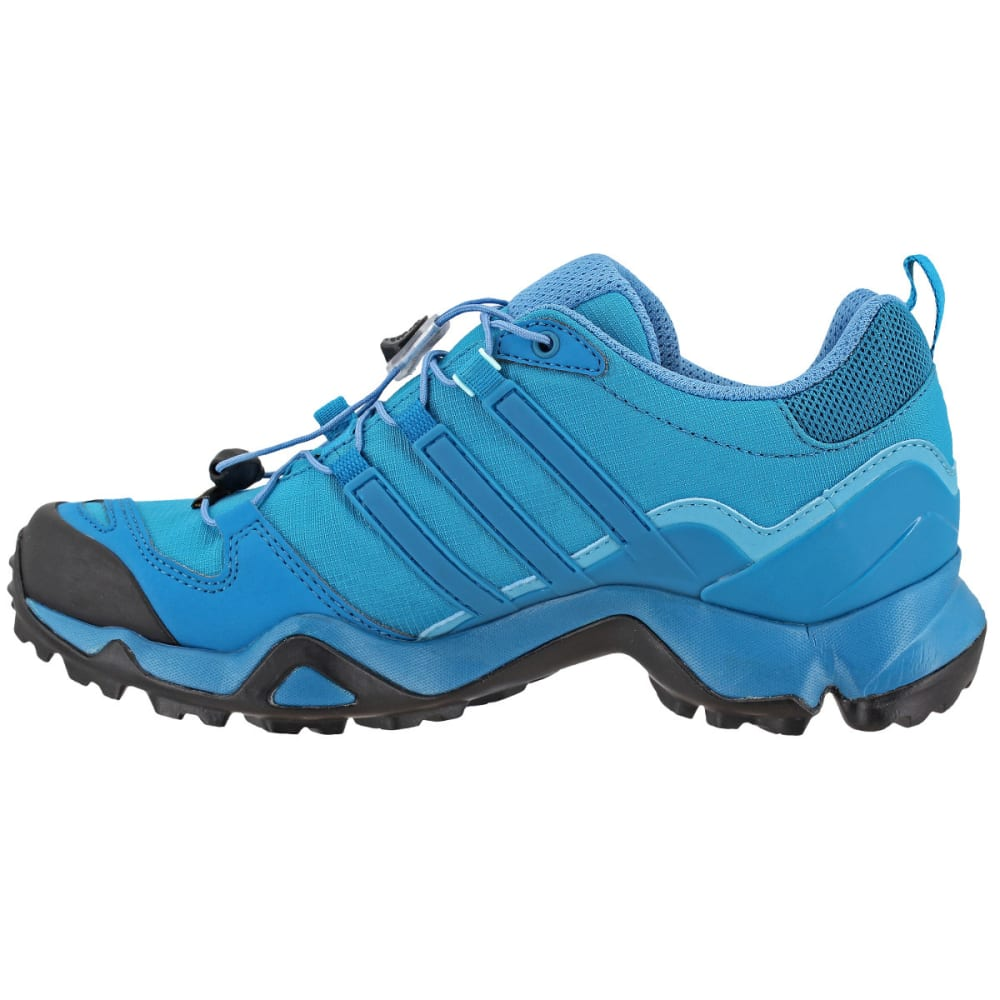 ADIDAS Women's Terrex Swift R GTX Hiking Shoes, Mystery PetrolMystery PetrolVapor Blue
