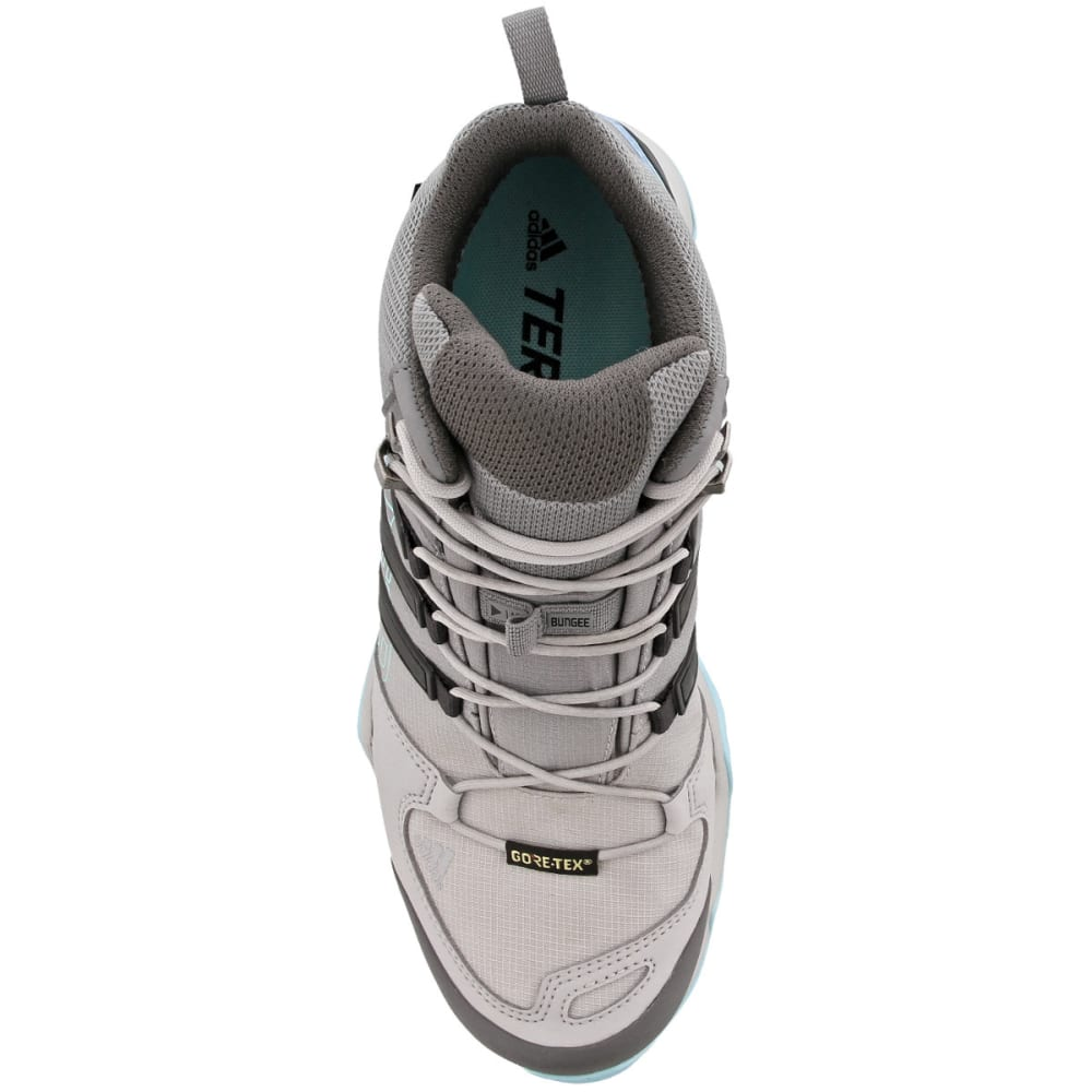 9bf014e1cc0 ADIDAS Women's Terrex Swift R Mid GTX Hiking Shoes, Grey Two/Utility ...