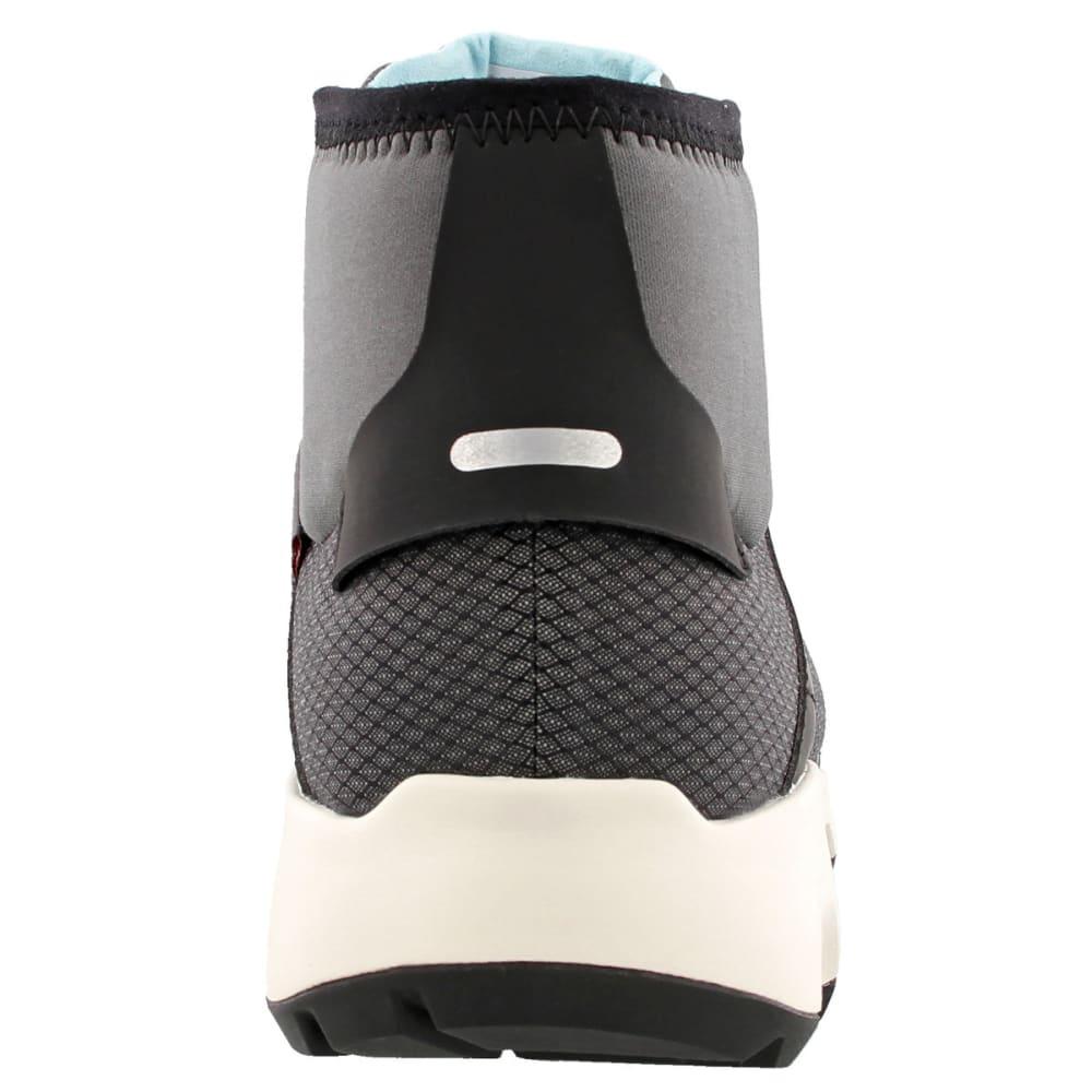 fbdb0d60271 ADIDAS Women's Terrex Voyager CW CP Mid-Cut Hiking Shoes, Grey  Four/Black/Chalk White