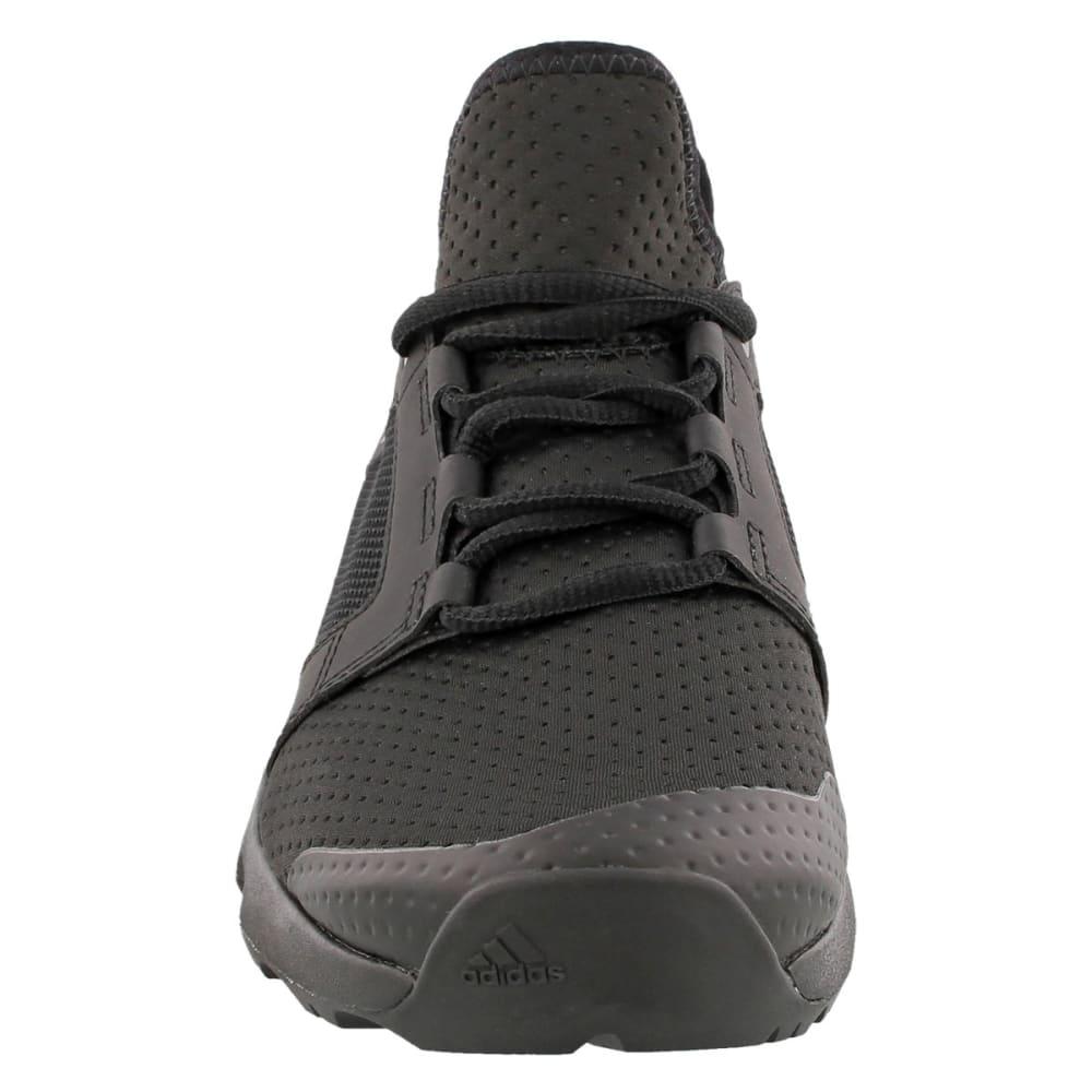 ADIDAS Women's Terrex Voyager DLX Hiking Shoes, Black/Black/Grey Five - BLACK/BLACK/GREY